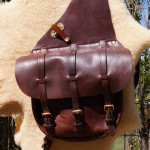 Cavalry bag