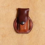 Knife sheath - front
